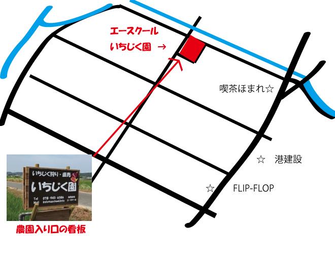 神戸市西区のいちじく狩り園